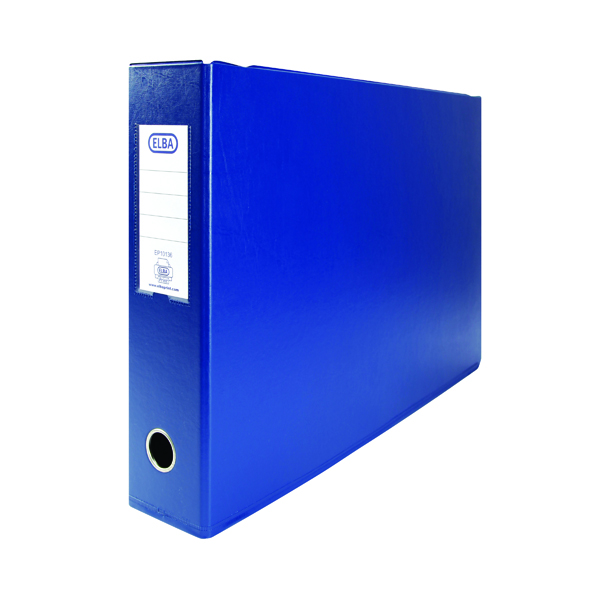 ELBA BANTEX LAF A3 FILE 70MM BLUE