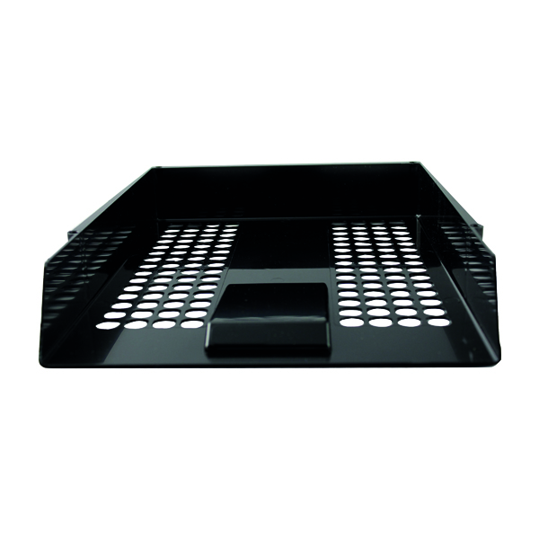 Q CONNECT LETTERTRAY BLK