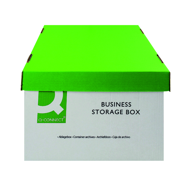 Q CONNECT BUSINESS STORAGE BOX
