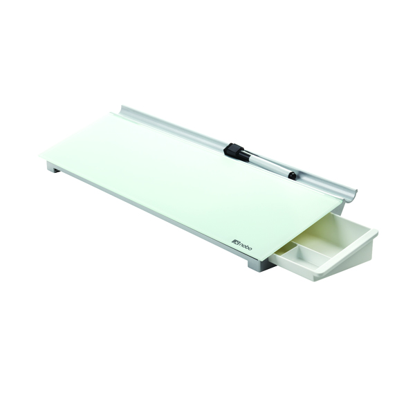NOBO DIAMOND GLASS PERSONAL DESKTOP PAD