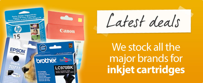 Leading brands for ink cartridges